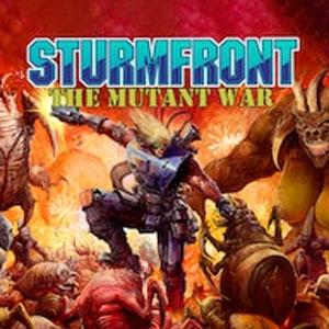 SturmFront The Mutant War