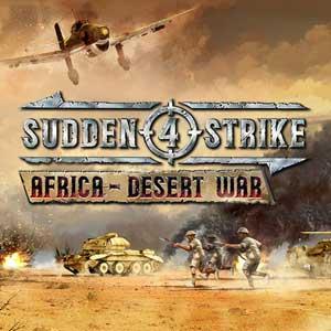 Sudden Strike 4 Africa Desert War