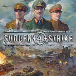 Sudden Strike 4 PS4 Code Kaufen Preisvergleich
