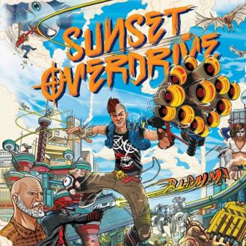 Sunset Overdrive Xbox one Code Kaufen Preisvergleich