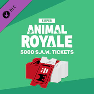 Super Animal Royale SAW TICKETS