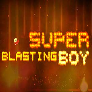 Super Blasting Boy
