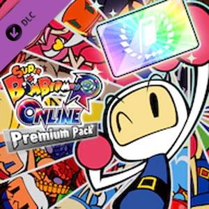 SUPER BOMBERMAN R ONLINE Premium Pack