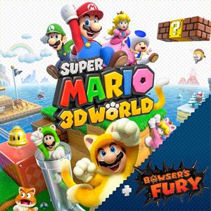 Kaufe Super Mario 3D World + Bowser's Fury Nintendo Switch Preisvergleich
