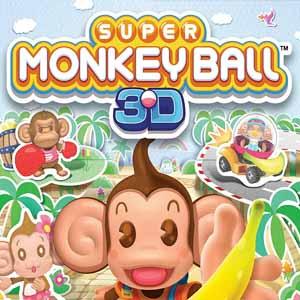 SUPER MONKEY BALL Nintendo 3DS Download Code im Preisvergleich kaufen