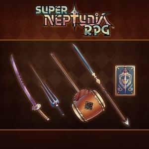 Super Neptunia RPG Traditional Series Equipment Set