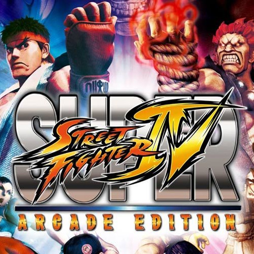 Super Street Fighter 4 Arcade Edition All in Costume Pack