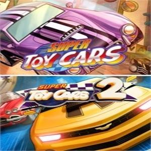 Kaufe Super Toy Cars 1 & 2 Bundle Xbox Series Preisvergleich