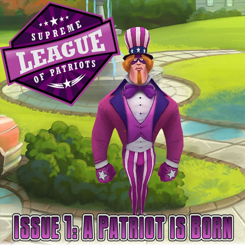 Supreme League of Patriots Episode 1 A Patriot is Born Key Kaufen Preisvergleich