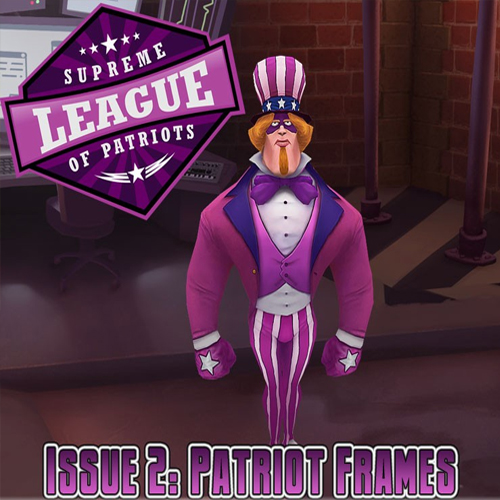 Supreme League of Patriots Episode 2 Patriot Frames Key Kaufen Preisvergleich