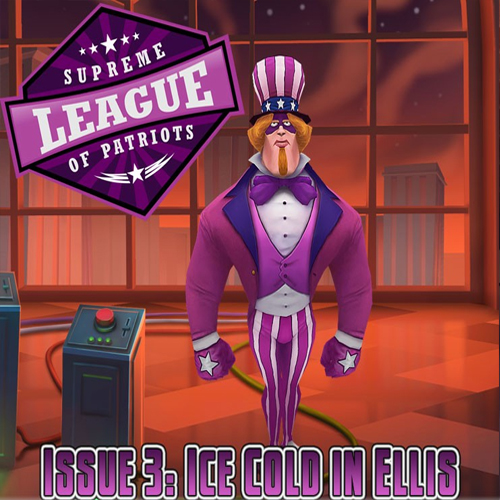 Supreme League of Patriots Episode 3 Ice Cold in Ellis Key Kaufen Preisvergleich