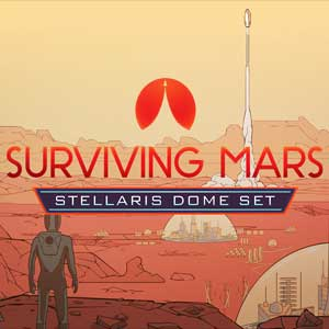Surviving Mars Stellaris Dome Set
