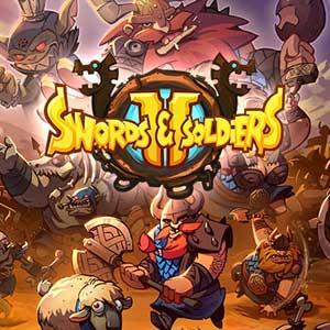 Swords and Soldiers 2 Nintendo Wii U Download Code im Preisvergleich kaufen