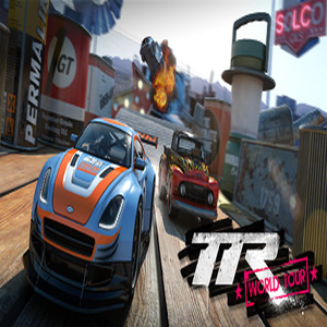 Table Top Racing World Tour