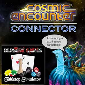 Tabletop Simulator Cosmic Encounter Connector Key Kaufen Preisvergleich