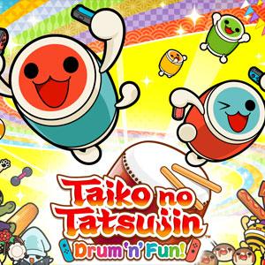 Taiko no Tatsujin Drum 'n' Fun TOHO project Pack