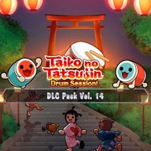 Taiko no Tatsujin Drum Session DLC Pack Vol 14