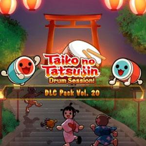Taiko no Tatsujin Drum Session DLC Vol 20