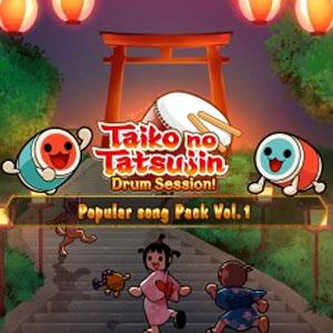 Taiko no Tatsujin Popular Song Pack Vol 1