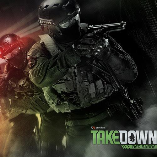Takedown Red Sabre Key kaufen - Preisvergleich