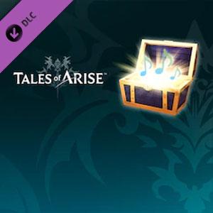 Kaufe Tales of Arise Tales of Series Battle BGM Pack Xbox Series Preisvergleich