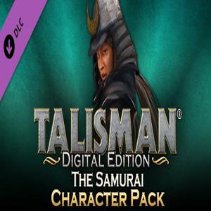 Talisman Character Samurai