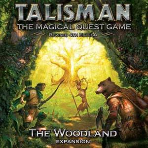 Talisman The Woodland Expansion