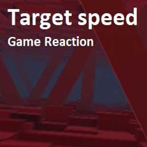 Target speed