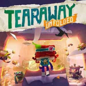 Tearaway Unfolded PS4 Code Kaufen Preisvergleich