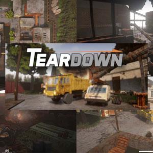 Teardown Key kaufen Preisvergleich