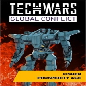 Techwars Global Conflict Fisher Prosperity Age
