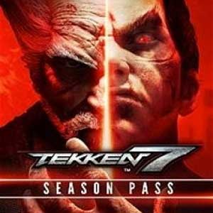Tekken 7 Season Pass Xbox One Code Kaufen Preisvergleich
