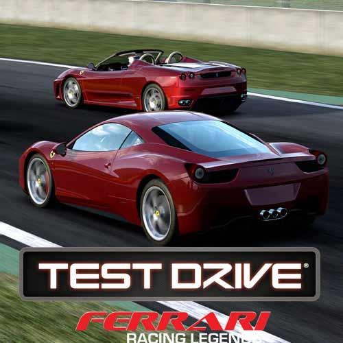 Kaufen Test Drive Ferrari Racing Legends CD KEY Preisvergleich