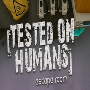Tested on Humans Escape Room