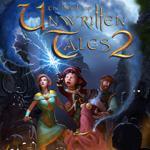 The Book of Unwritten Tales 2 Upgrade