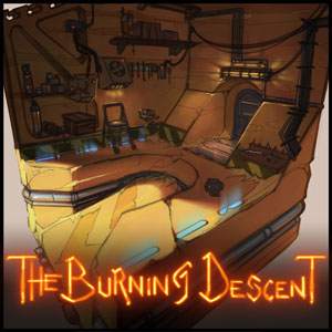 The Burning Descent