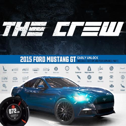 The Crew 2015 Ford Mustang GT Fastback Street Edition Key Kaufen Preisvergleich