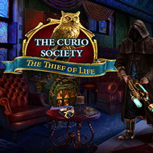 The Curio Society The Thief Of Life