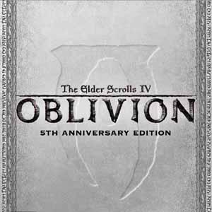 The Elder Scrolls 4 Oblivion 5th Anniversary Edition Xbox 360 Code Kaufen Preisvergleich