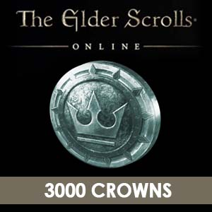 The Elder Scrolls Online 3000 Crowns Key Kaufen Preisvergleich