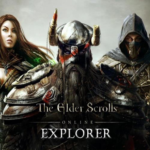 The Elder Scrolls Online Explorer