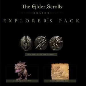 The Elder Scrolls Online Explorers Pack Xbox One Code Kaufen Preisvergleich