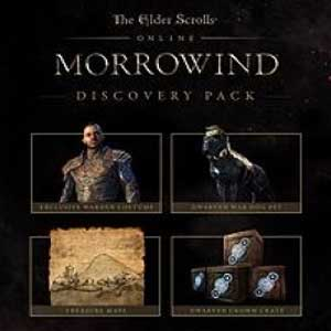 The Elder Scrolls Online Morrowind The Discovery Pack