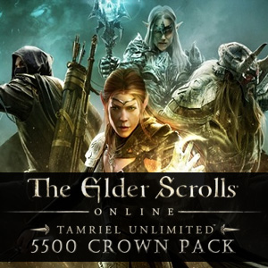 The Elder Scrolls Online Tamriel Unlimited 5500 Crown Pack Key Kaufen Preisvergleich