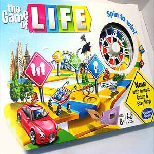 THE GAME OF LIFE Spin to Win Key Kaufen Preisvergleich