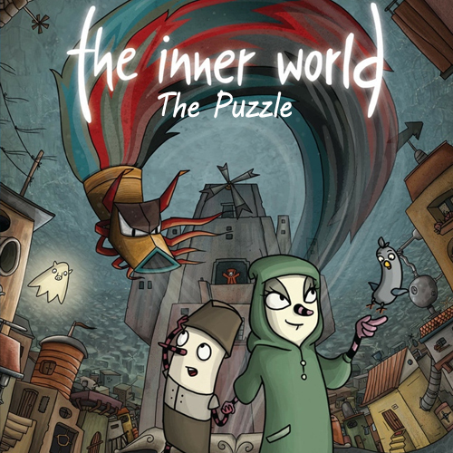 The Inner World The Puzzle Key Kaufen Preisvergleich