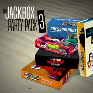 The Jackbox Party Pack 3 Key Kaufen Preisvergleich