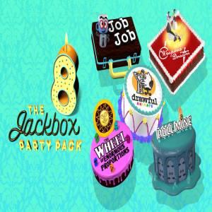 Kaufe The Jackbox Party Pack 8 PS4 Preisvergleich