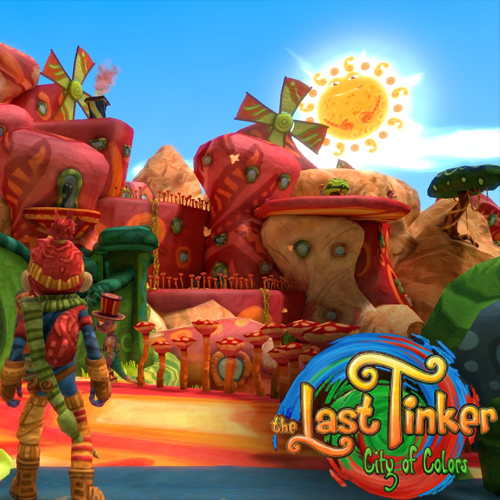The Last Tinker City Of Colors PS4 Code Kaufen Preisvergleich