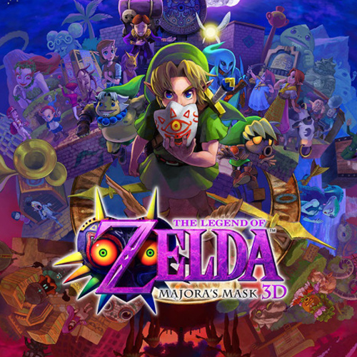 The Legend Of Zelda Majora's Mask Nintendo 3DS Download Code im Preisvergleich kaufen